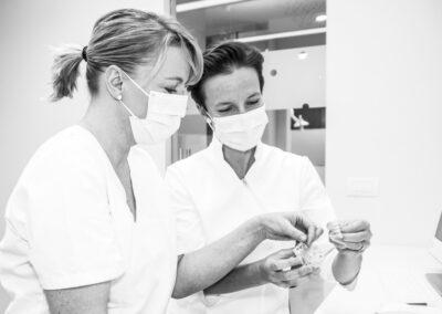 tandarts-en-assistente-samen-bavikhove